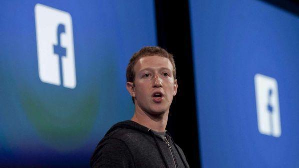 848830d6ed Scandalo profili, il titolo Facebook finora ha perso 80 miliardi ...