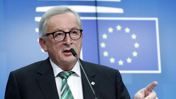 Il mea culpa di Juncker: L