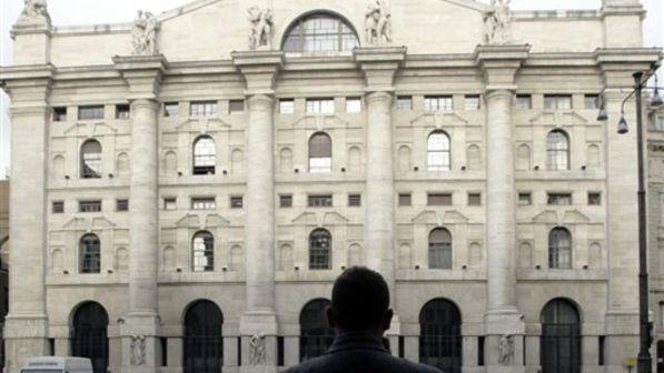 4a9df56ff4 Piazza Affari apre in rialzo dopo rating S&P's: Ftse Mib +0,16%. La Borsa  di Milano ...