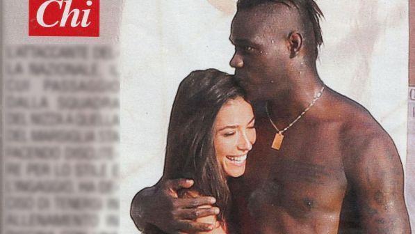 Mario Balotelli in Costa Azzurra trova un nuovo amore