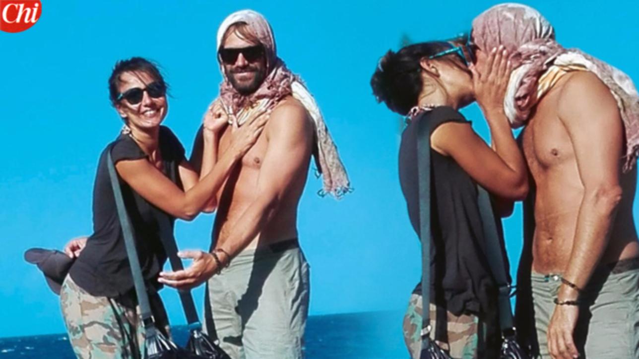 Ambra Angiolini Topless ambra, un'estate piena d'amore con lorenzo - tgcom24
