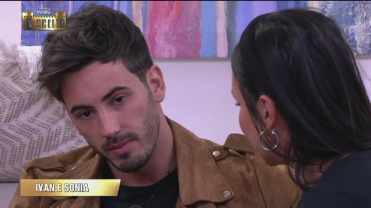 """""""Speciale Uomini e Donne: la Scelta"""", Ivan decide di lasciare Natalia ..."""