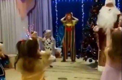 russia, tragedia alla festa di natale dell