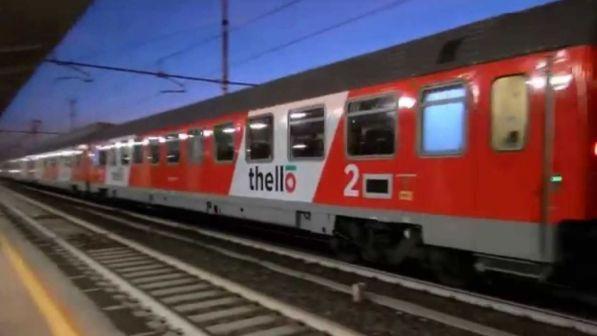 Liguria, treno bloccato dal gelo per ore sui binari  a bordo c erano ... 9c07e3f995