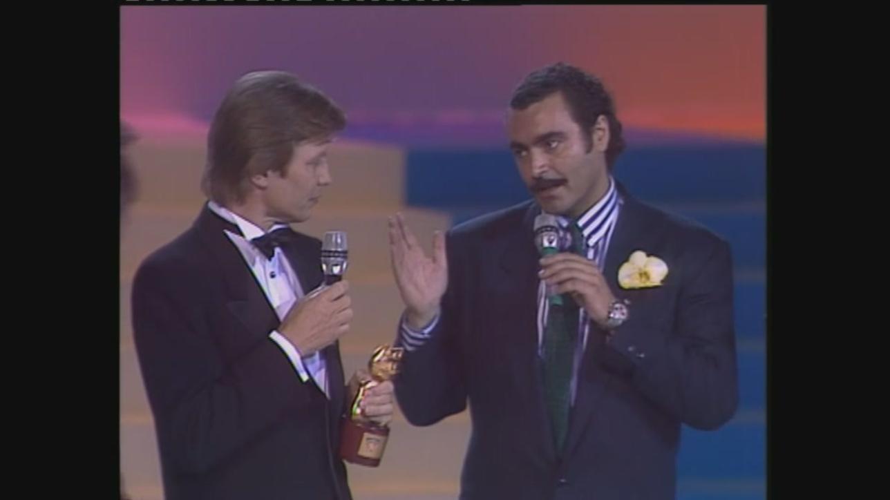 Quando Michael York e Diego Abatantuono vinsero il Telegatto per ...