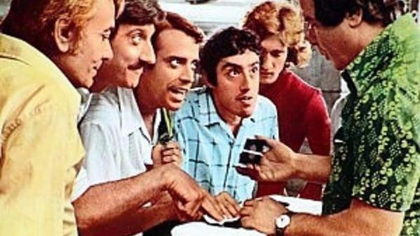 """Febbre da cavallo"""", 40 anni fa usciva al cinema la commedia cult ..."""