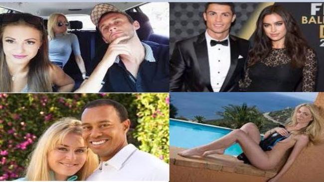 Flirt, tradimenti e proposte hot: un anno di sport e gossip