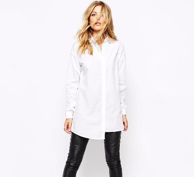 buy popular e5a32 9b501 La versatilità della camicia lunga: non chiamatela tunica ...