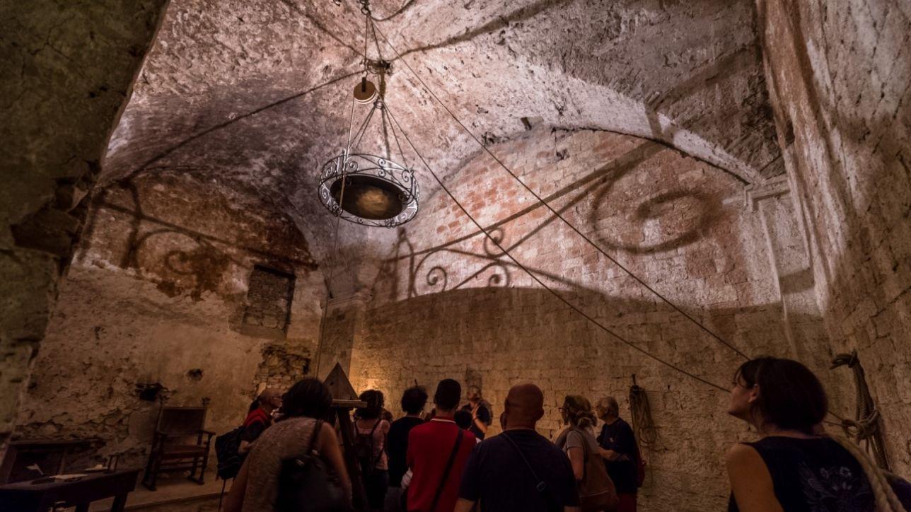 Credenza Usata Perugia : Orvieto narni perugia nelle viscere della storia tgcom