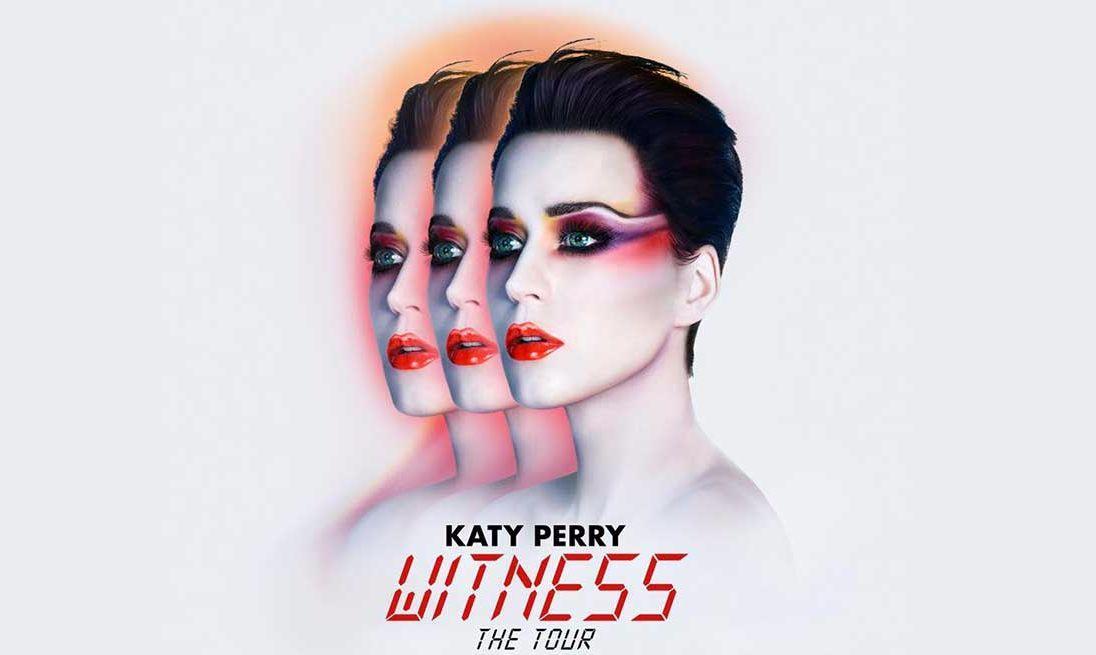 """Katy Perry in diretta su YouTube per promuovere il nuovo album """"Witness"""""""