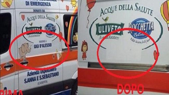 Gigi D'Alessio furibondo: