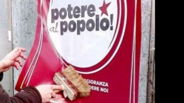 Perugia, affigge manifesti elettorali di Potere al popolo: 37enne accoltellato