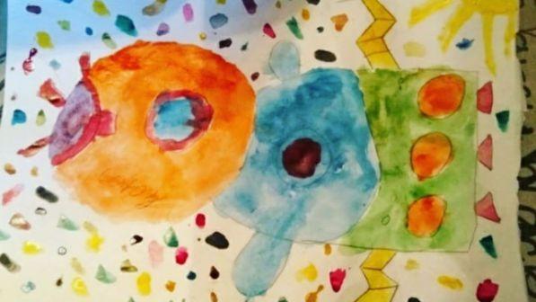 Disegno Di Un Bambino : Il disegno infantile l universo simbolico della personalità e del