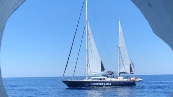 Migranti, Mediterranea chiede di poter attraccare a Lampedusa
