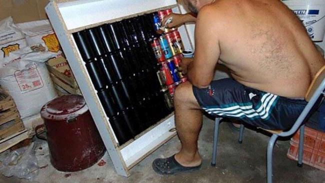 Serbo crea pannello solare low cost usando 44 lattine di birra