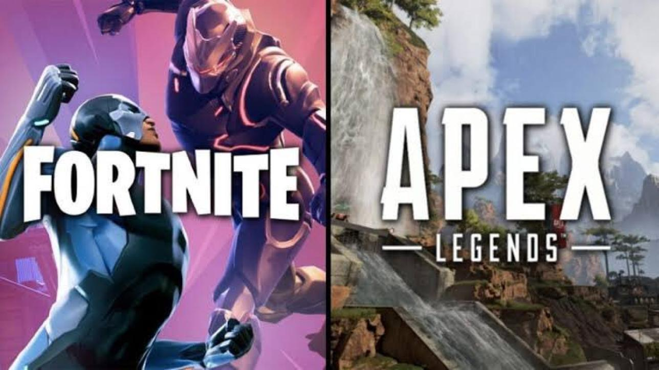 de290c5c47f1 Apex Legends e Fortnite  è guerra aperta per il record in diretta - Tgcom24