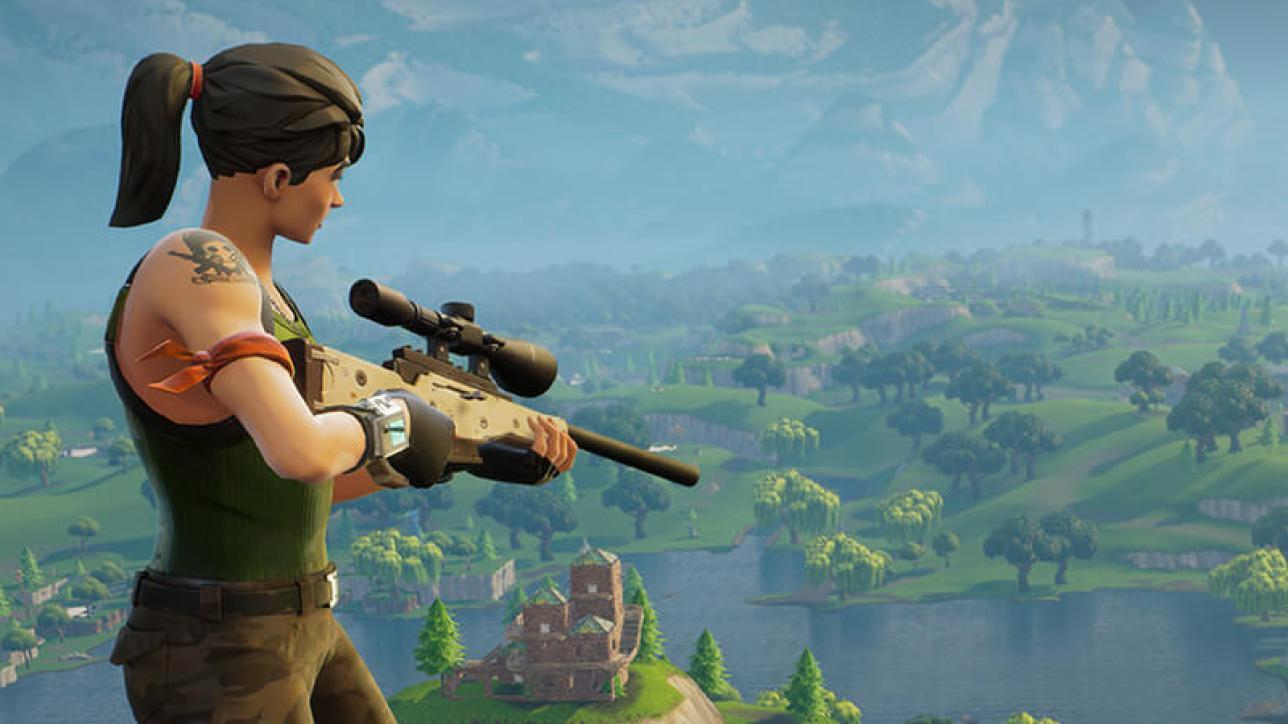 Fortnite: Royal Battle, installation and game modes