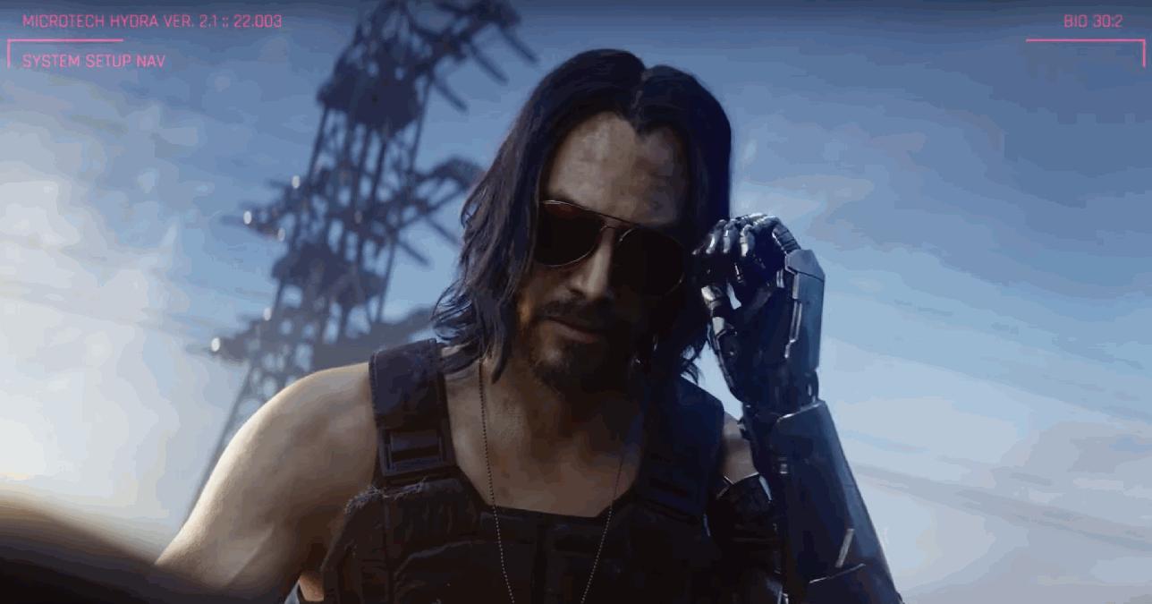 Cyberpunk 2077 ha una data d'uscita, nel cast anche Keanu Reeves