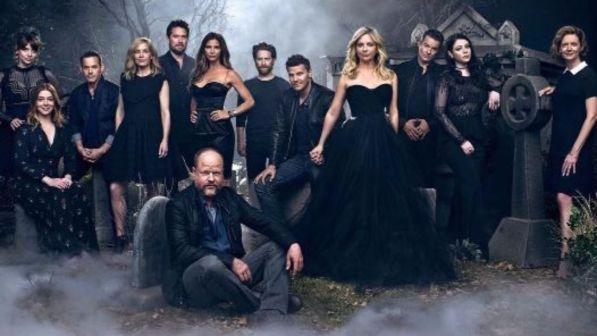 Buffy, l'ammazzavampiri compie 20 anni e il cast si riunisce