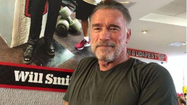 """Arnold Schwarzenegger: """"Con le donne ho spesso superato il limite"""""""