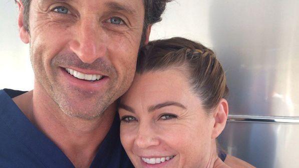 Frasi Sulla Delusione Greys Anatomy.Grey S Anatomy Ellen Pompeo Io E Patrick Dempsey Non Ci
