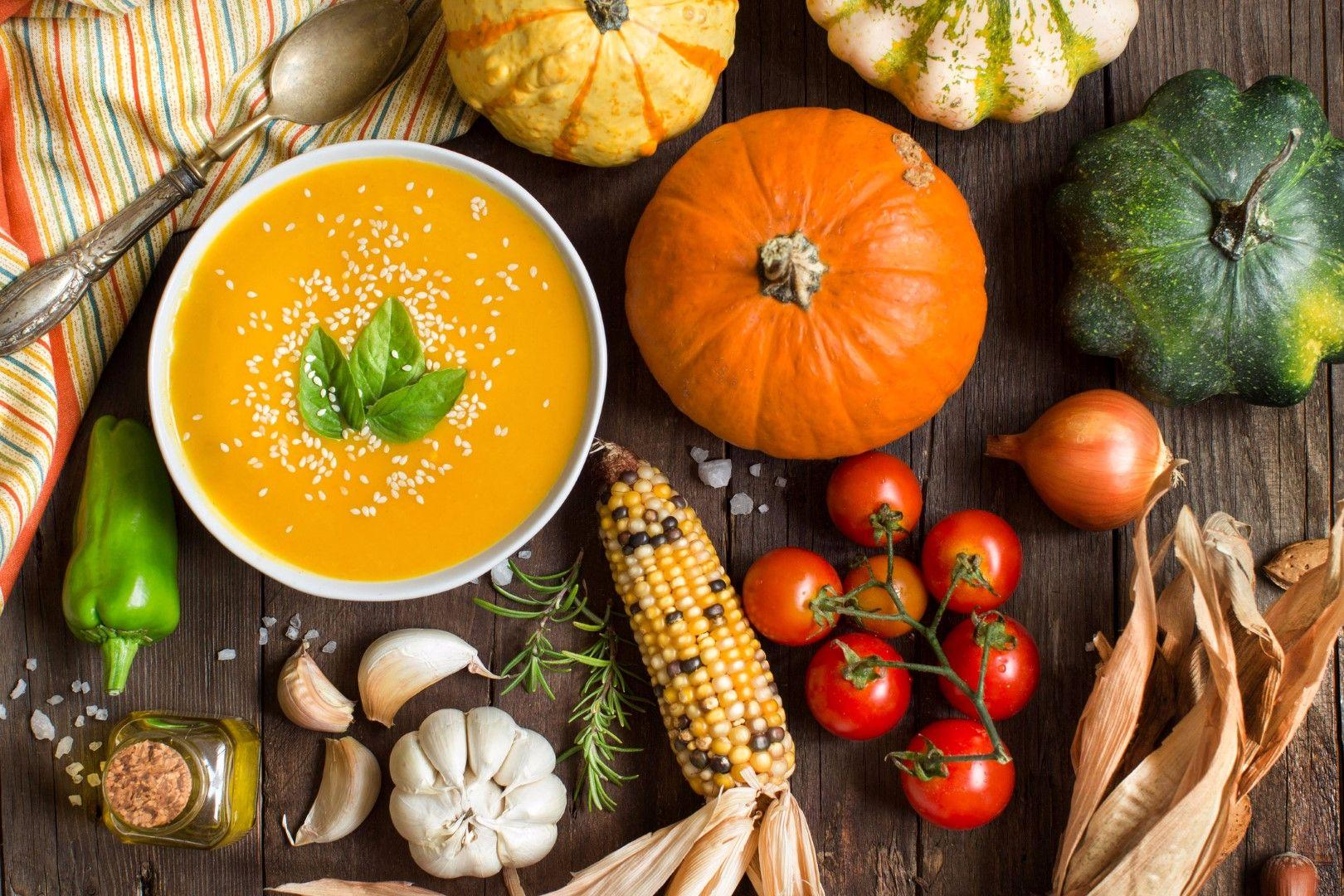 Pranzo Di Compleanno Autunnale : Frutta e verdura di stagione ecco come difendersi in autunno