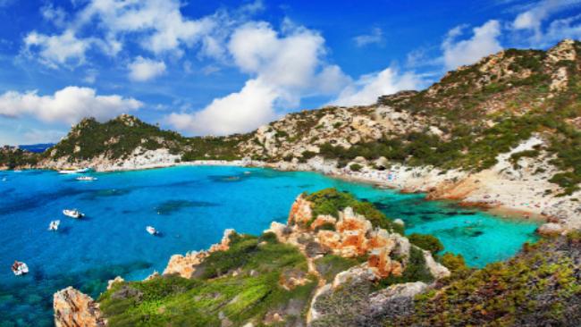 L'Italia e le sue splendide isole