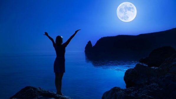 Calendario Lunare Per La Salute E La Bellezza.Segui I Ritmi Della Luna E Sarai Piu Bella Tgcom24