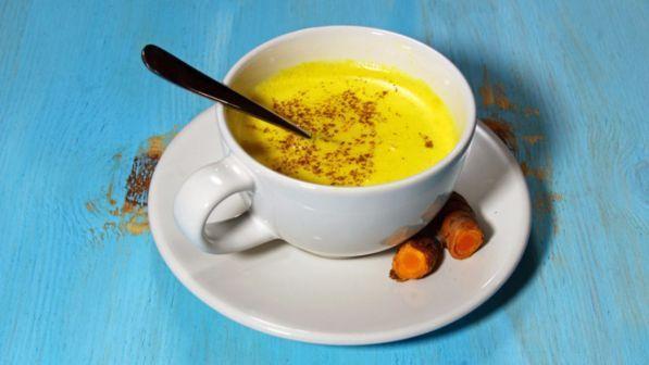Golden milk, l'elisir del benessere