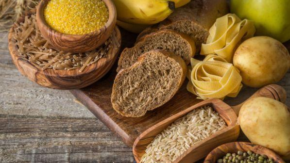 perdere peso togliendo pane e pasta