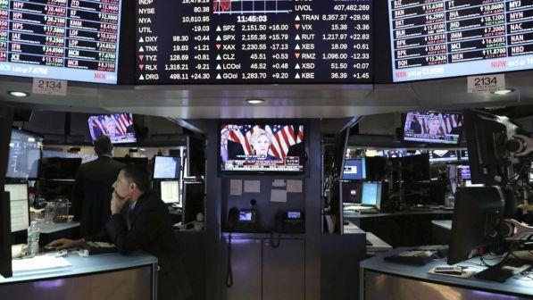 16ae796e77 Wall Street chiude in positivo: Dow Jones +0,30%, Nasdaq +0,34 ...