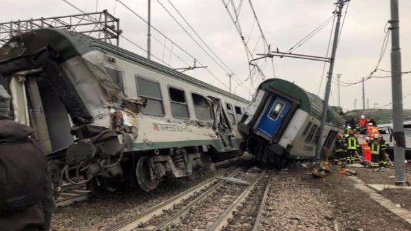 Treno deragliato, Legambiente  linea Cremona-Milano fra le peggiori ... d91c817c5e