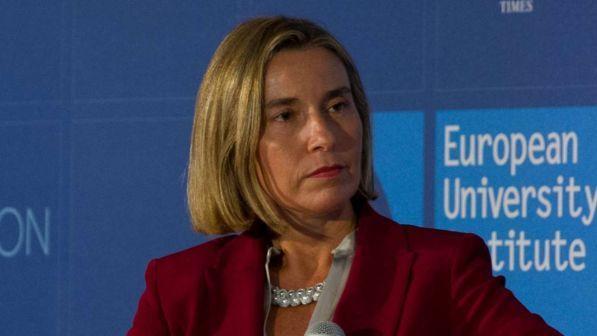 """Libia, Mogherini (Ue) lunedì a Il Cairo per riunione """"Quartetto"""""""