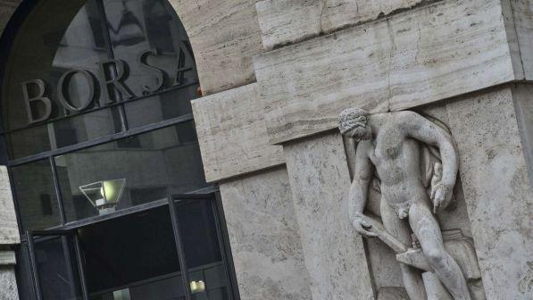 ad1fa4c314 Borsa, Milano apre in calo: Ftse Mib -0,65%, All Share -0,68% - Tgcom24