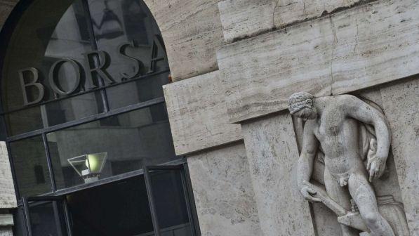 611ae1acad Borsa, chiusura in forte calo per Milano: indice Ftse Mib -2,43 ...