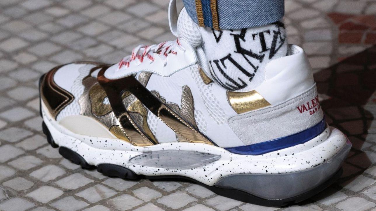 0cc88ad92b Moda uomo: 'chunky' sneakers o 'dad shoes'? I modelli più desiderati ...