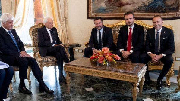 Consultazioni, Salvini: