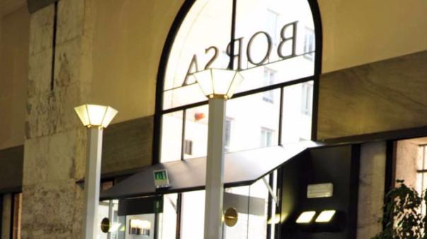 986496e37d Borsa, le banche affossano Milano: il Ftse Mib chiude a -0,97% - Tgcom24