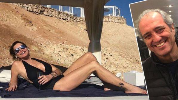 """Simona Ventura non è più single. Giovanni Terzi conferma: """"Ci frequentiamo da un mese"""""""