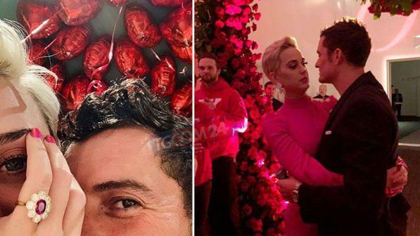 Katy Perry and Orlando Bloom get married, here's the engagement ring