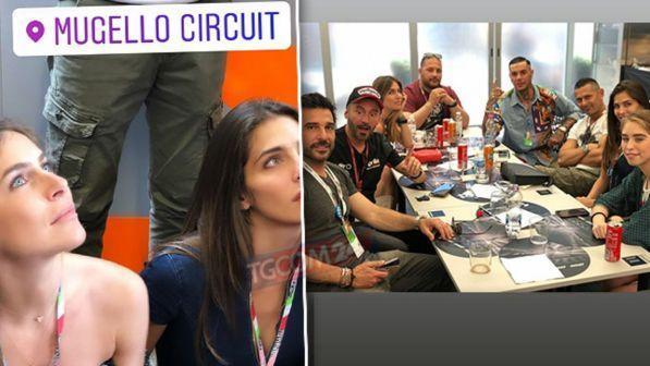 Eleonora Pedron, manovre di riavvicinamento: al Mugello con Max Biaggi