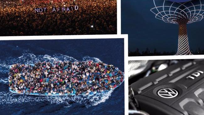 Il 2015 in Italia: le notizie di cronaca