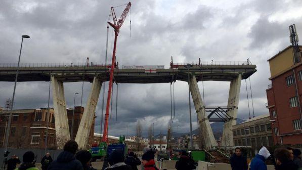 Ponte Morandi, un anno dopo: l'arto fantasma che fa male ai genovesi