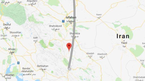 Iran, si schianta aereo partito da Teheran con 66 persone a bordo