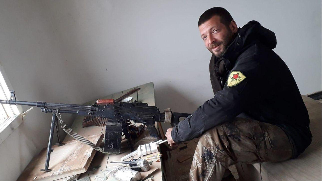 "Isis: We killed an Italian in Syria Lorenzo Orsetti's father: ""His whole team has fallen"""