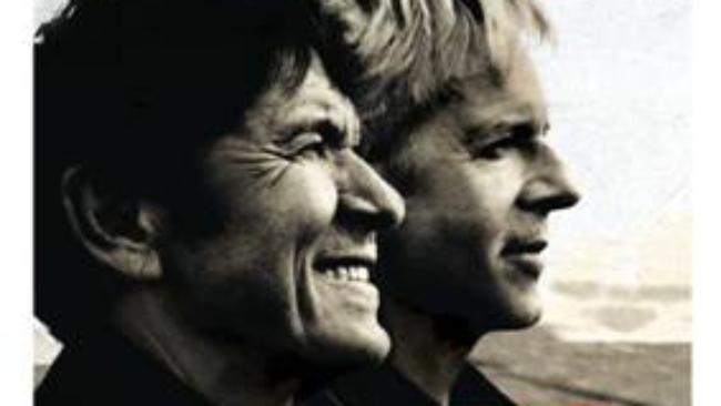 Claudio Baglioni e Gianni Morandi: i Capitani Coraggiosi in vetta alla classifica