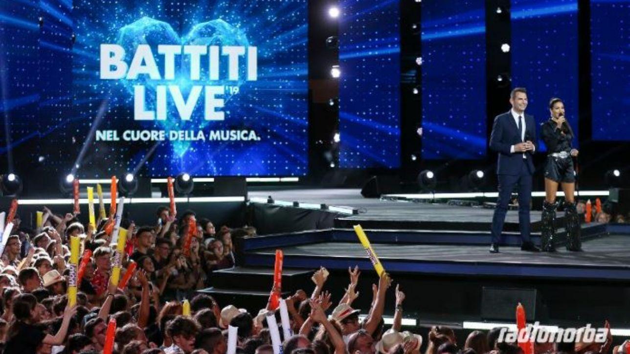 """""""Battiti Live"""": su Italia 1 si canta con Annalisa e Nek"""