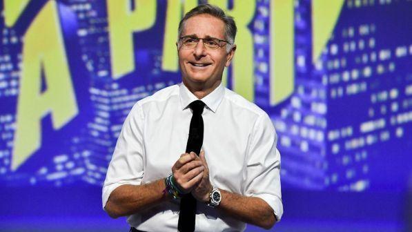 """Ritorna """"Scherzi a parte"""", nuova edizione condotta da Paolo Bonolis"""
