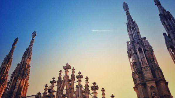 A Milano un\'estate straordinaria sulle terrazze e tra le guglie del ...