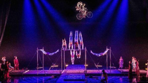 Cirque du Soleil, Corteo sbarca a Milano